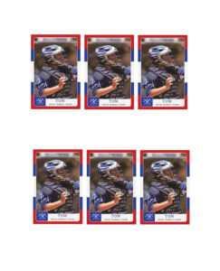 33 Free Trading Card Templates (Baseball, Football, Etc in Trading Cards Templates Free Download
