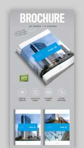 35 Best Indesign Brochure Templates – Creative Business with Good Brochure Templates