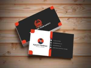 3D Police Business Card Design Template with regard to Lawyer Business Cards Templates