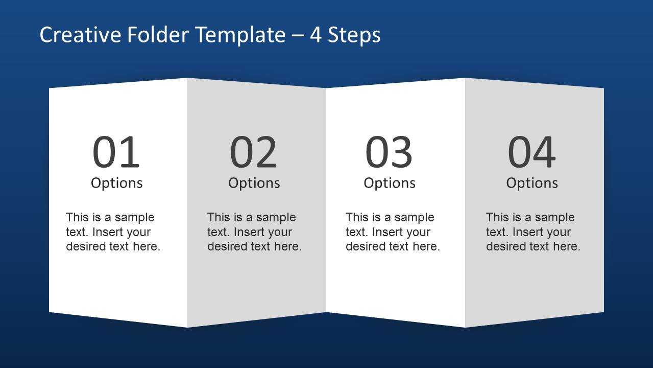 4 Fold Brochure Template - Great Professional Templates For Brochure 4 Fold Template