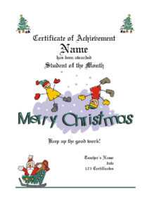 42 Customize Our Free Xmas Gift Card Template Free Layouts with regard to Free Christmas Gift Certificate Templates