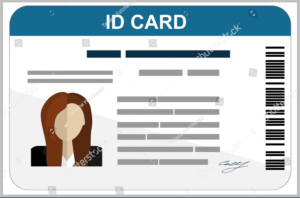 43+ Professional Id Card Designs – Psd, Eps, Ai, Word | Free pertaining to Pvc Card Template