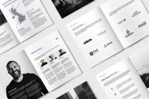 45+ Corporate Brochure Templates For Adobe Indesign – Visual with Adobe Indesign Brochure Templates