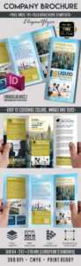 5 Powerful Free Adobe Indesign Brochures Templates! | inside Adobe Indesign Tri Fold Brochure Template