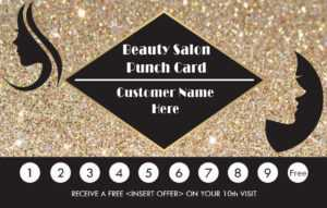 50+ Punch Card Templates – For Every Business (Boost inside Business Punch Card Template Free