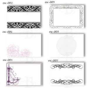 6 Best Images Of Free Printable Wedding Place Cards – Free intended for Free Templates For Cards Print