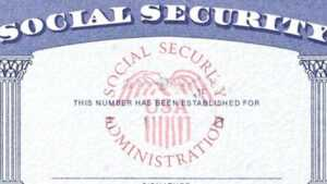 7 Social Security Card Template Psd Images – Social Security regarding Blank Social Security Card Template
