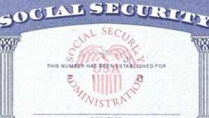 7 Social Security Card Template Psd Images – Social Security with regard to Social Security Card Template Pdf
