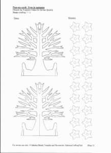 72 Free Printable Pop Up Card Templates Tree For Freepop for Free Printable Pop Up Card Templates