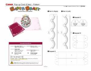 73 The Best Pop Up Card Templates Free Pdf Makerpop Up in Popup Card Template Free