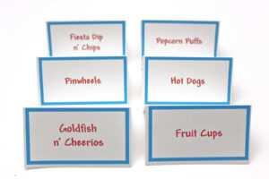 82 Free Printable Tent Card Name Tag Template Layouts for Free Printable Tent Card Template