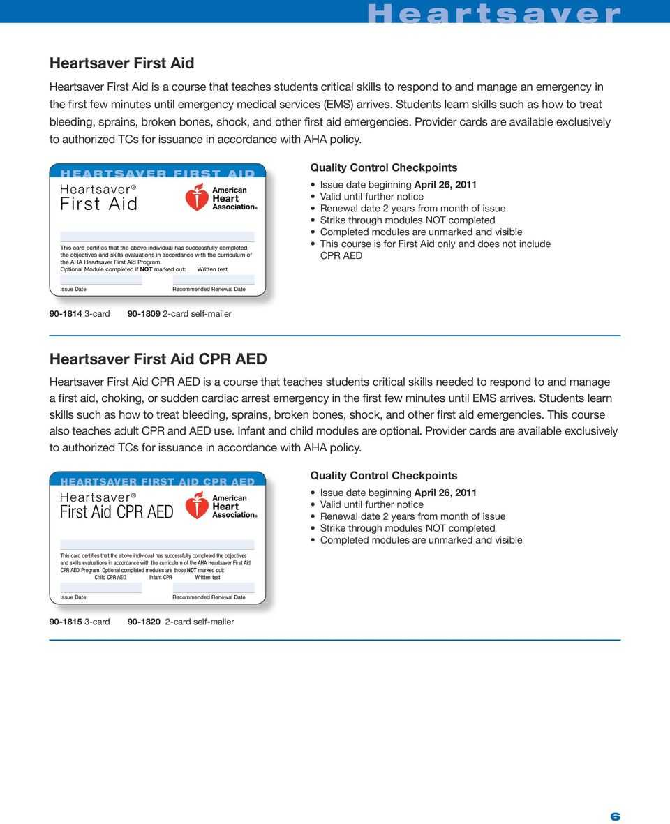 Aha Cpr Card Template | Marseillevitrollesrugby For Cpr Card Template