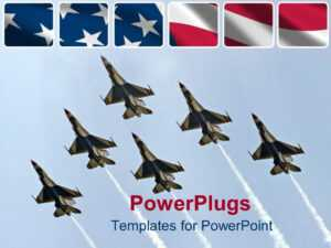 Air Force Powerpoint Templates W/ Air Force-Themed Backgrounds inside Air Force Powerpoint Template