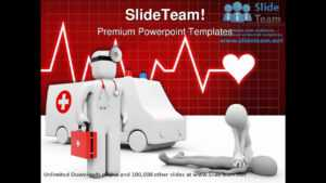 Ambulance Medical Powerpoint Templates Themes And inside Ambulance Powerpoint Template