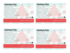 Anne Hanson Mary Kay Sales Director-Us Tc Christmas inside Mary Kay Gift Certificate Template
