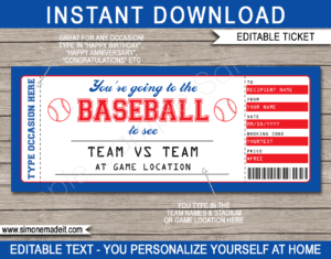 Any Occasion Baseball Gift Tickets inside Tennis Gift Certificate Template