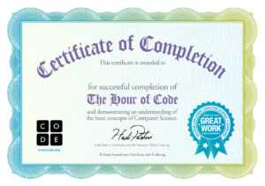Anybody Can Learn | Code throughout Dance Certificate Template