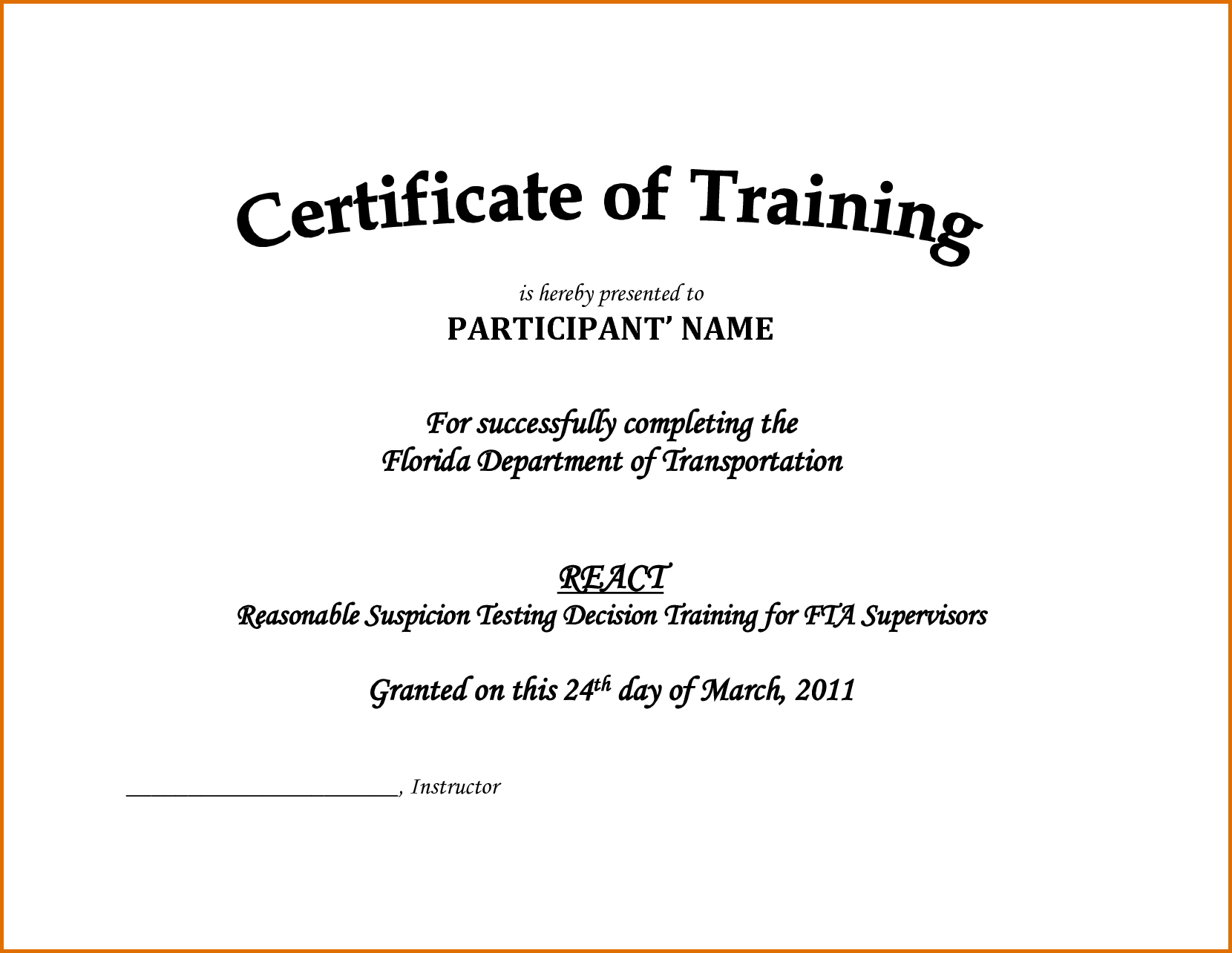 Army Certificate Of Achievement Template Money Lending Intended For Army Certificate Of Completion Template