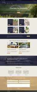 Ashton – Funeral & Cemetery Services WordPress Theme regarding Funeral Powerpoint Templates