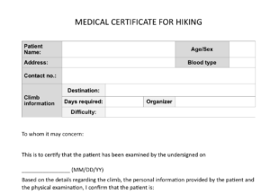 B177227 Medical Certificate Sample | Wiring Library throughout Fake Medical Certificate Template Download