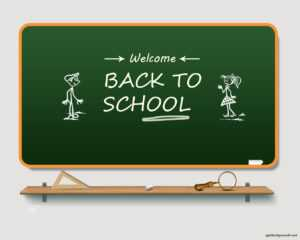 Back To School 2014 – 2015 Background For Powerpoint throughout Back To School Powerpoint Template