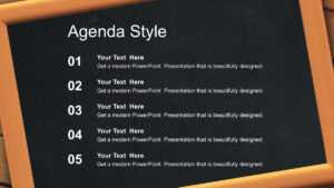 Back To School Free Powerpoint Template in Back To School Powerpoint Template