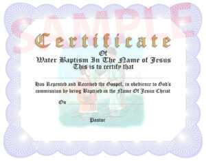 Baptism Certificate Template Word – Heartwork throughout Baptism Certificate Template Word