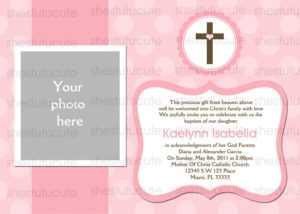 Baptism Invitation Template Microsoft Word – Twoj Doktor within Free Christening Invitation Cards Templates