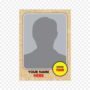 Baseball Card Png & Free Baseball Card Transparent inside Custom Baseball Cards Template
