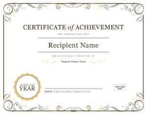 Basic Certificate Template – Oflu.bntl with Congratulations Certificate Word Template