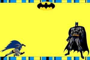 Batman Free Printable Invitations. – Oh My Fiesta! In English pertaining to Batman Birthday Card Template