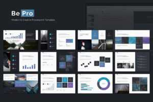 Bepro Powerpoint Business Templatesimplesmart On regarding Multimedia Powerpoint Templates