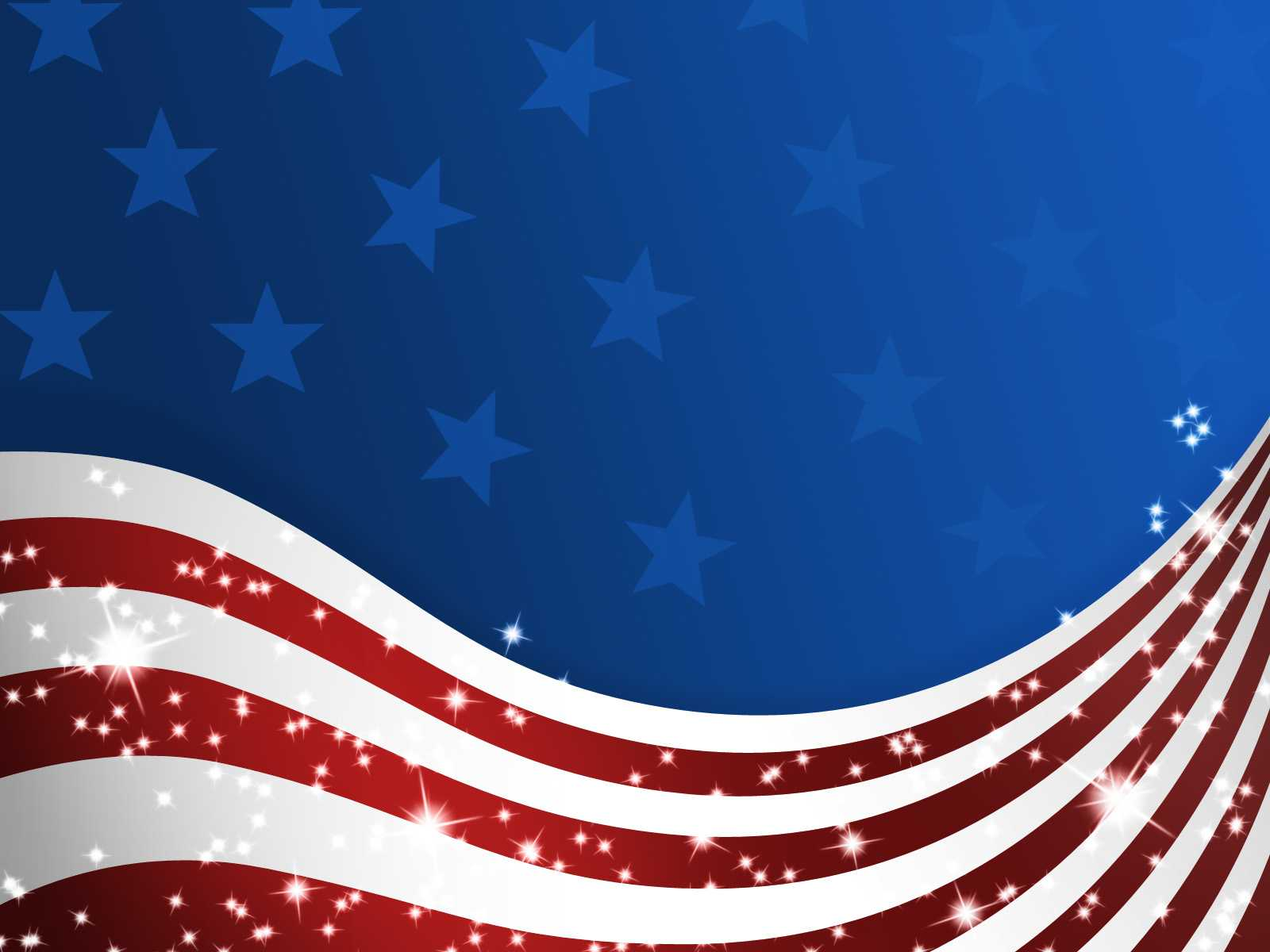 Best 40+ American Patriotic Powerpoint Background On Intended For Patriotic Powerpoint Template