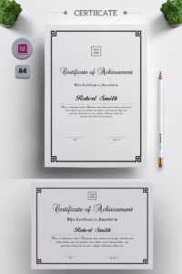 Best Achievement Acknowledgement Vendors Design #73442 Sale intended for Vbs Certificate Template