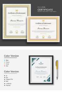 Best Certificate Templates Of Completion Vendors Design intended for Free Vbs Certificate Templates