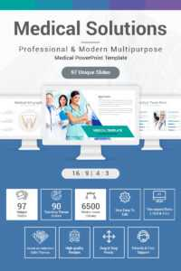 Best Medical Powerpoint Template Health Pptx Ppt for Where Are Powerpoint Templates Stored