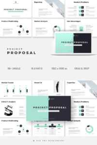 Best Project Proposal Powerpoint Template Business Plan for Presentation Zen Powerpoint Templates