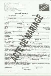 Birth, Marriage And Death Registration In Democratic pertaining to South African Birth Certificate Template