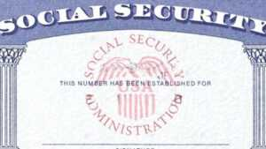 Blank Social Security Card Template Download – Great for Social Security Card Template Download