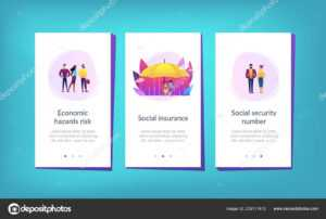 Blank Social Security Card Template | Social Insurance App for Blank Social Security Card Template Download