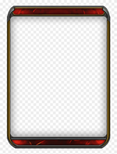Blank Trading Card Templates – Playing Card Clipart pertaining to Blank Magic Card Template