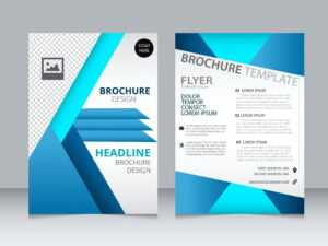 Booklet Template Word Download Lovely 7 Leaflet Free Tri with Microsoft Word Brochure Template Free