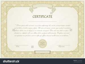 Brilliant Ideas Of Sample Award Certificate Wording For Your with Long Service Certificate Template Sample
