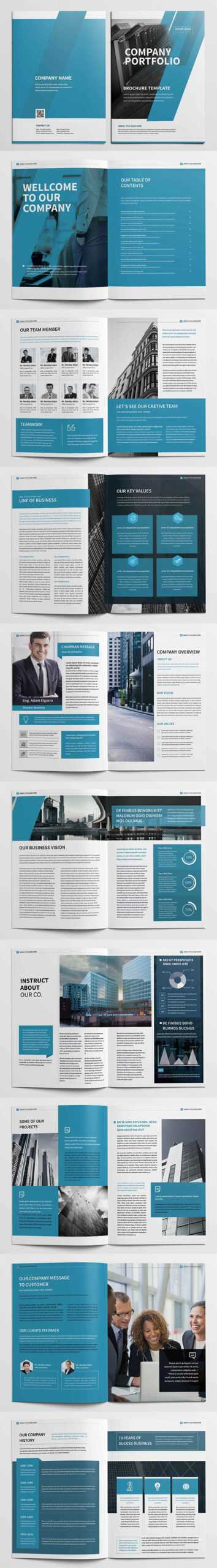 Brochure Templates And Catalog Design | Design | Graphic Intended For Engineering Brochure Templates