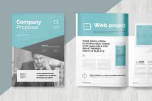 Brochure Templates | Design Shack pertaining to Fancy Brochure Templates