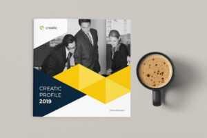 Brochure Templates | Design Shack pertaining to Professional Brochure Design Templates