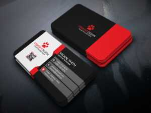 Business Card Design (Free Psd) On Behance inside Free Bussiness Card Template