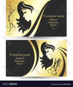 Business Card For Beauty Salon intended for Hairdresser Business Card Templates Free