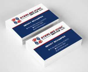 Business Card Logo – Business Card Tips in Hvac Business Card Template