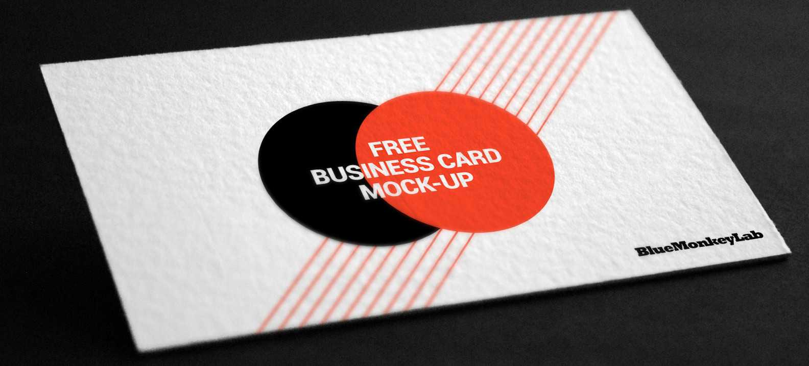 Business Card Mockup – Business Cards For Business Psd Within Free Business Card Templates In Psd Format